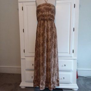 Kirra dress, long, size small